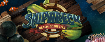 Shipwreck Realm of the Eels